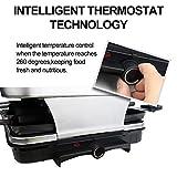 Zoom IMG-2 raclette calore regolabile 8 mini