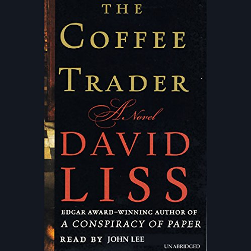 The Coffee Trader audiobook cover art