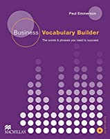 Business Vocabulary Builder Intermediate Students Book & CD Pack