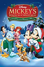 Mickey's Magical Christmas: Snowed in at the House of Mouse (2011) DVD