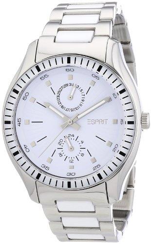 Esprit Damen-Armbanduhr 304 Stainless Steel Analog Quarz Edelstahl A.ES105632006