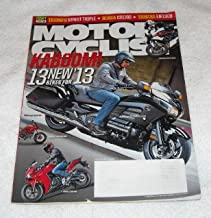 Motorcyclist Magazine, February 2013