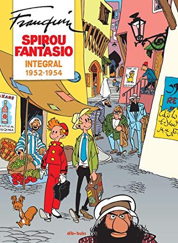Spirou y Fantasio Integral 3: Franquin (1952-1954)