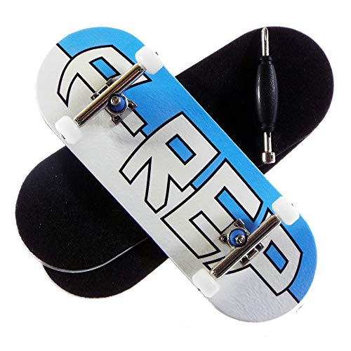 P-REP Large Logo - Solid Performance Complete Wooden Fingerboard...