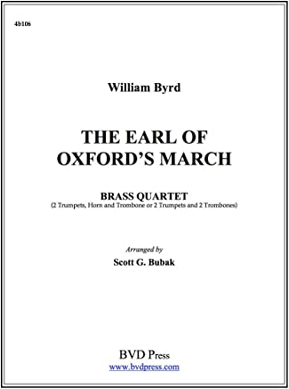 Earl of Oxfords March