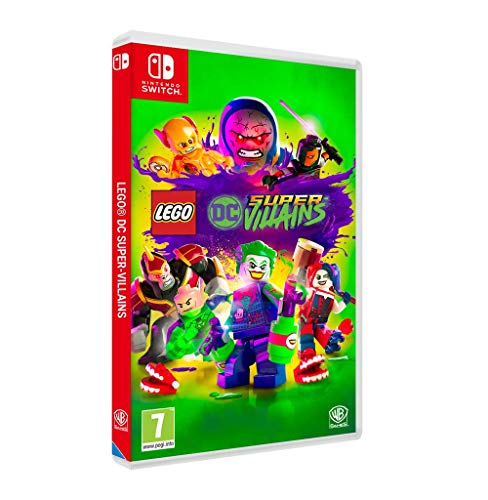 Switch Lego DC Super Villains - Nintendo Switch