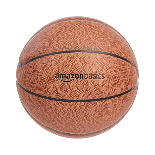 Amazon Basics PU Composite Basketball - Official Size