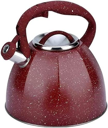 WHLONG 3.7L Cheap mail order sales Gas Kettle Direct stock discount Stainless Steel -s Boiling Whistle