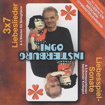 3x7 Lebeslieder / Liebesspiel-Sonate