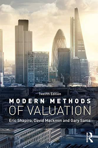 Modern Methods of Valuation (English Edition)