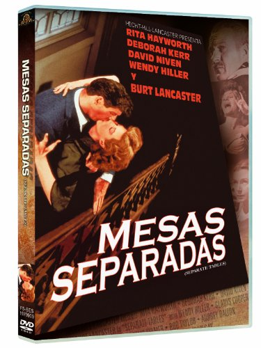 Mesas Separadas [DVD] 🔥