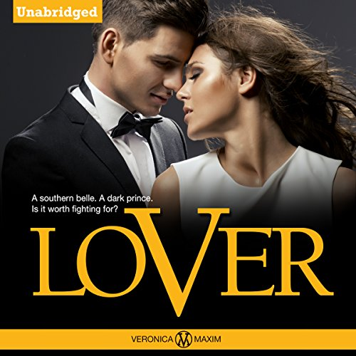 LOVER: A Bad Boy Alpha Billionaire Contemporary Romance Book audiobook cover art