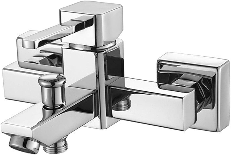Lvsede Bad Wasserhahn Design Küchenarmatur Niederdruck Warmes Und Kaltes Bad Gemischt Hochwertigem Kupfer Triple L6615