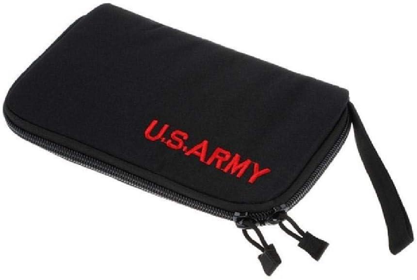 Handgun Pistol Carry Tool Bag Gun Protection Case Military Pouch