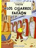 C- Los cigarros del faraón: Los cigarros del faraon (LAS AVENTURAS DE TINTIN CARTONE)