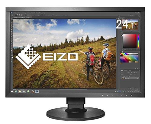 EIZO ColorEdge 24.1インチカラーマネージメント液晶モニター(1920×1200/IPSパネル/ノングレア/AdobeRGBカ...