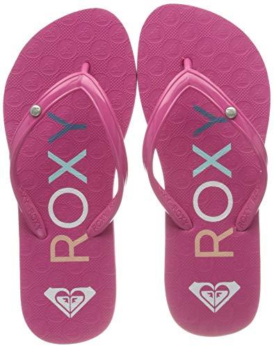 Roxy Mädchen RG SANDY Badeschuhe, Pink Pip), 34 EU