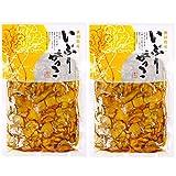 桜食品 いぶりがっこ きざみ昆布味 天日塩使用 180g 2袋