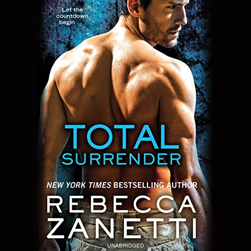 Total Surrender audiobook cover art