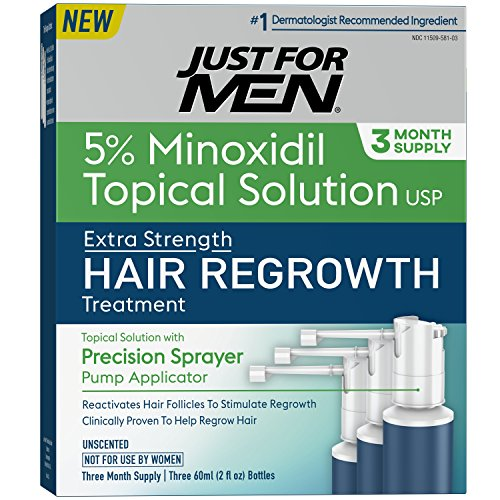 Hair Regrowth Treatment EXPIRED PRODUCT