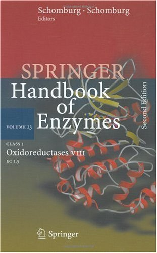 Class 1 Oxidoreductases VIII: EC 1.5 (Springer Handbook of Enzymes 23) (English Edition)