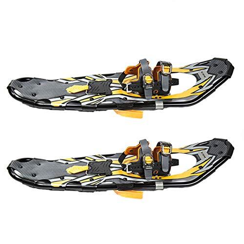 DUTUI Multi-Size-Schneeschuhanzüge, Snow Mountain-Ausrüstung, Outdoor-Ausrüstung Schneewanderschuhe, Outdoor-Anzüge, Wanderschuhe, Snowboards,55cm