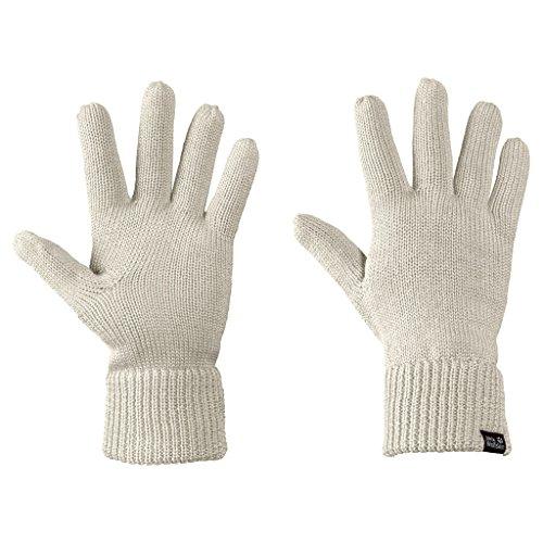 Jack Wolfskin Milton Glove Unisex-Handschuhe, Birch, L