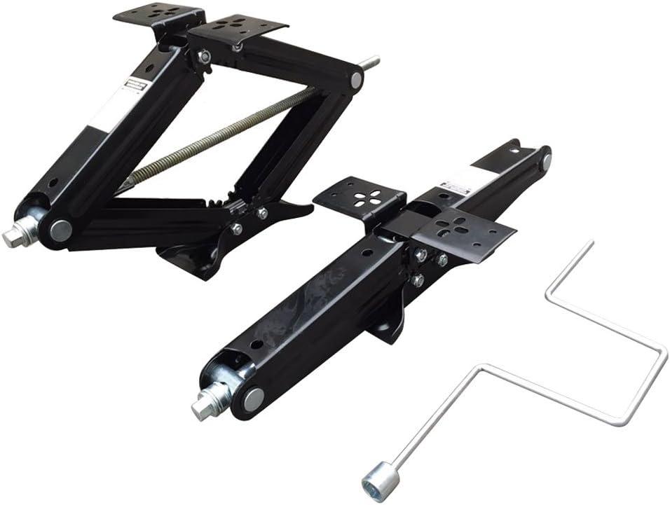 TRIBLE SIX sale Scissor Lift Jack Leveli Trailer Stabilizer RV Super-cheap Camper