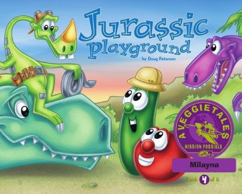 Jurassic Playground - VeggieTales M…
