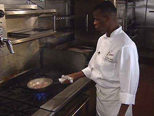 Chefs: Dean Mitchell, Gregory Gammage and Will Greenwood