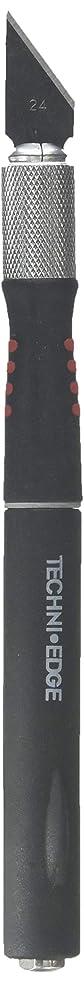 Idl Tool International TE01-018 No. 2 Soft Grip Hobby Knife