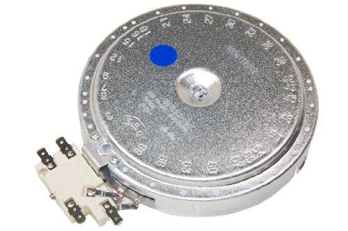 Aeg Electra Electrolux Parkinson Cowan Tricity Bendix Zanussi kookplaat Keramisch Hotplate Element. Echt onderdeelnummer 3740635226