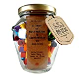 Little Jar of Big Ideas - A Year of Motivation & <span class='highlight'><span class='highlight'>Inspiration</span></span> to Succeed - Thoughtful Gift - Unique Present - Artisan Handcrafted Gift (Standard)
