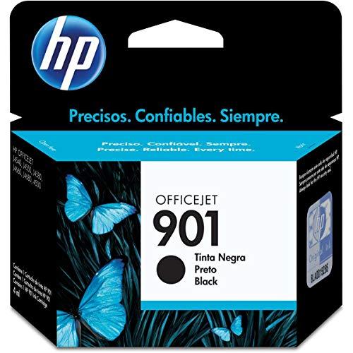 Cartucho Original , HP, CC653AB, Preto