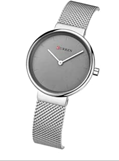 Curren Casual Watch For Women Analog Stainless Steel - KREb701912