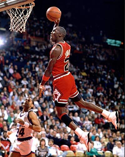 24inch x 30inch/60cm x 75cm Michael Jordan Silk Poster