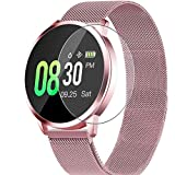Puccy 3 Pack Screen Protector Film, compatible with GOKOO SH85 smartwatch Smart Watch TPU Guard ( Not Tempered Glass Protectors )