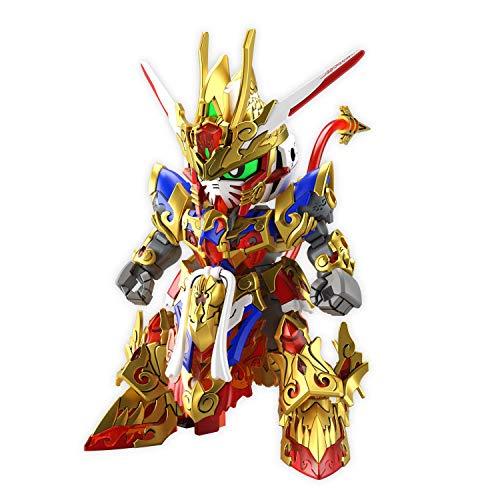SDW HEROES 悟空インパルスガンダム 色分け済みプラモデル