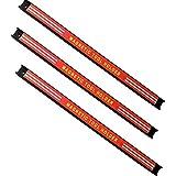 SavingPlus 3tlg. 45CM Magnetleiste Werkzeugleiste, Werkzeug Halterung, Magnet Werkzeughalter