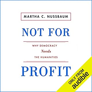 Not for Profit audiobook cover art