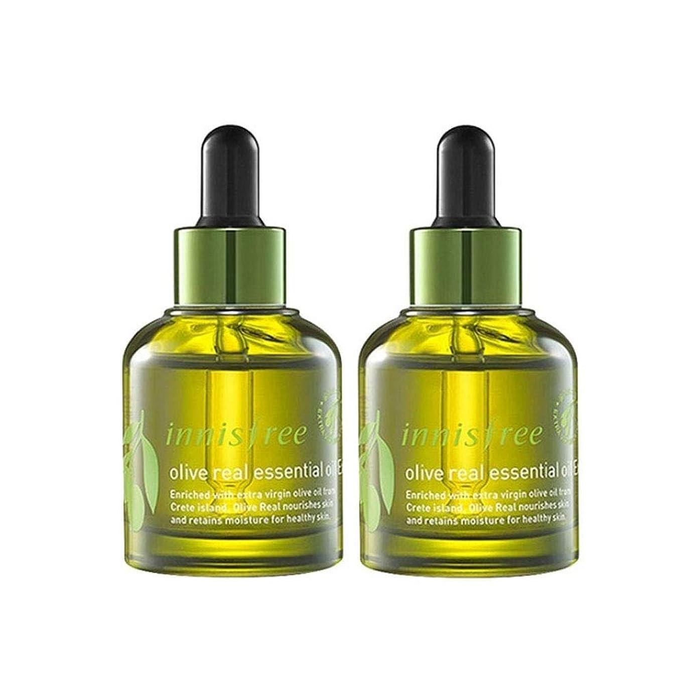 ロシア熱帯の噂イニスフリーオリーブリアルエッセンシャルオイルEx。 30ml x 2本セット保湿エッセンシャルオイル韓国コスメ、innisfree Olive Real Essential Oil Ex。 30ml x 2ea Set Korean Cosmetics [並行輸入品]