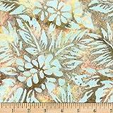 Northcott 0617141 Banyan Batik Island Vibes Floral Design