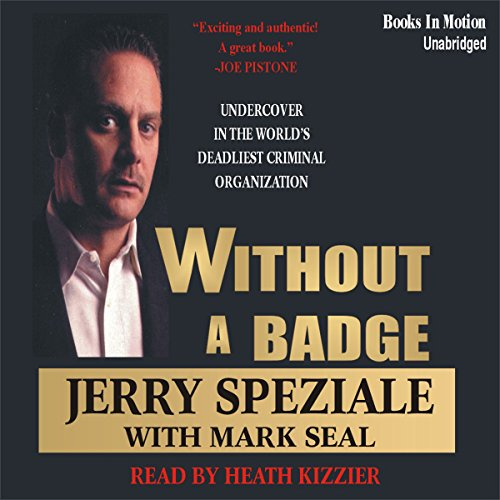 Without a Badge audiobook cover art
