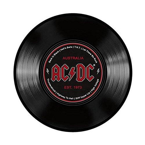 Close Up Alfombrilla de Ratón/Mausepad AC/DC - LP [EST. 1973/Australia]