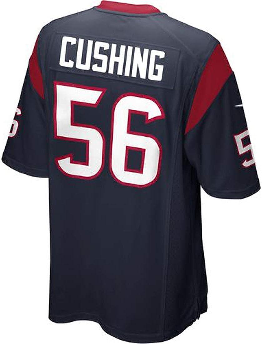 NIKE NFL Kids Houston Texans Brian Cushing # 56 Game Jersey, Navy