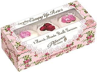 Patisserie de Bain Bath Fancies Everything Roses 3pc Gift Set