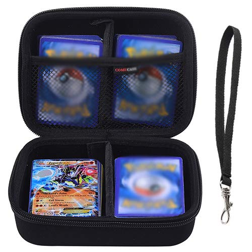 Cards Holder Compatible with PM TCG Cards, Card Game Case Storage...