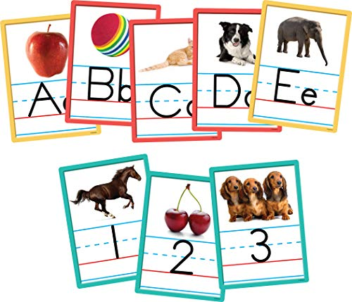 Edupress Alphabet and Numbers Accents (EP63156)