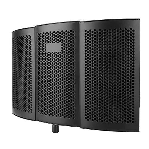 Professionelles Akustik-Panel für Aufnahmestudios, Schallabsorptions-Akustik-Panel für EVA-Schaumschwämme, Schalldämmungsabdeckung für Gleichmäßige Schallausbreitung, Rauschunterdrückungs-Panel für Li