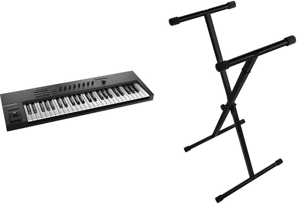 Native Instruments Komplete Kontrol On A49 Controller Save money Keyboard [Alternative dealer]